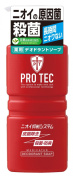 PRO TEC (protection) Deodorant Soap pump 420mL [quasi-drugs]