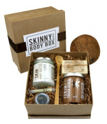 Skinny & Co. Coconut Oil Body Box Gift Set