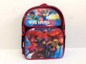 Medium Backpack - Disney - Big Hero 6 36cm Large School Bag New 653163
