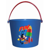 Midwest Quality Glove Plastic Mickey Mouse Kids Gardening Bucket