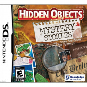 Hidden Objects Mystery Stories - Nintendo DS