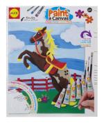 Paint A Canvas Kit-Horse