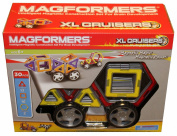 Magformers 32-Piece Magnetic Construction Set