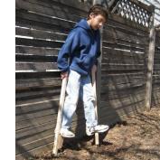 Beka 08804 Maple Stilts - Standard Size - 120cm
