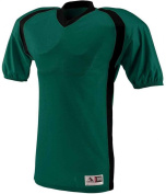 Augusta Sportswear 9531 Youth's Blitz Jersey Dark Green/Black Small