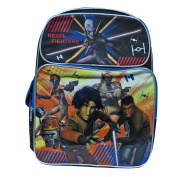 Backpack - Star Wars - Rebel 41cm Boys Large School Bag New 651527
