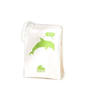 ECOlunchbox - Blue Water Bento - Dolphin Lunch Bag