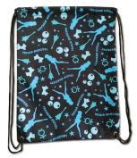 String Backpack - Sailor Moon - New Sailor Mercury Pattern Sling Bag ge82208
