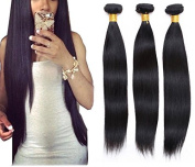 Goood Hair Unprocessed Super Brazilian Virgin Hair Straight 4 Pcs/lot Goood Hair Products Virgin Brazilian Hair Weave Bundles 50g/ps 4pcs/ Lot Total 200g