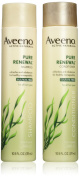 Aveeno Active Naturals Pure Renewal Shampoo and Conditioner Set, 10.5 Fluid Ounce each