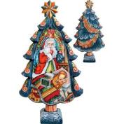 G. Debrekht Christmas Night Tree, Large