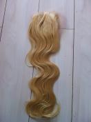 light blonde #613 peruvian virgin remy hair 10cm x 10cm 46cm 50cm body wave light colour lace lace closure