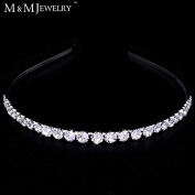 New CZ Crystal Beads Bridal Hair Accessories Hairbands Hair Combs Wedding Jewellery Wedding Accessories