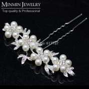 New Original Design Crystal Pearl Bridal Hair Combs Hairpins Wedding Hair Accessories Hair Jewellery