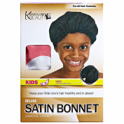 Konclusive Beauty Deluxe Kids Satin Bonnet