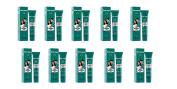 Kesh Kala Super Vasmol 33 Hair Darkening Cream - The Safest way to beautiful black hair - 25g Pack of 10