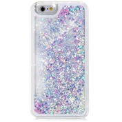 For Iphone 6S 12cm , TOOPOOT Transparent Quicksand Glitter Hard Case for iPhone 6 / iPhone 6s 12cm