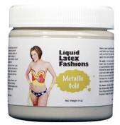 Metallic Gold Liquid Latex Body Paint in 120mls