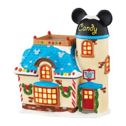 Department 56 Disney Village Mickey's Candy Shop