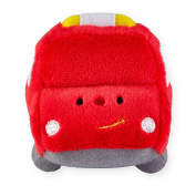"Babies""R""Us Plush Chunky Rattle - Red Fire Truck"