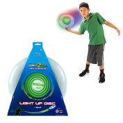 Toysmith Nightzone Light Up Flying Disc