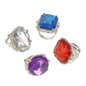Jumbo Jewelled Rings Assortment