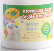 Crayola Modelling Clay 440ml White