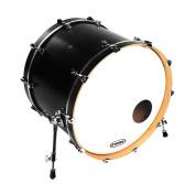 Evans EQ3 Resonant Smooth White Bass Drum Head, 60cm BD22RSW EVANS
