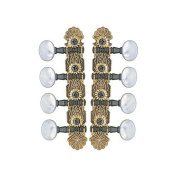 Ping A-Style Mandolin Tuning Machines Gold and Pearl