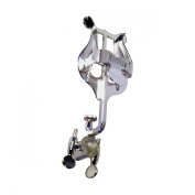 Bach 1815 Clamp-On Trumpet/Cornet Lyre Bach Clamp-On Trumpet Lyre Silver
