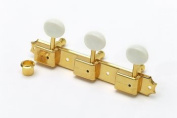 Allparts Deluxe 3x3 Tuners Gold