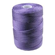 C-LON Bead Cord, Medium Purple - .5mm, 92 Yard Spool