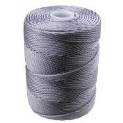 C-LON Bead Cord, Lavender - .5mm, 92 Yard Spool