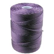 C-LON Bead Cord, French Lilac - .5mm, 92 Yard Spool