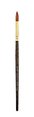 ASP Oval Acrylic Brush #10