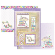 Hunkydory Eastern Promise Oriental Style Topper Set Card Kit