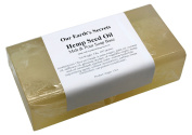 Hemp Seed - 0.9kg Melt and Pour Soap Base - Our Earth's Secrets