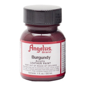 Angelus Leather Paint 30ml Burgundy