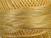 Pastel Yellow - Yarn Art Tulip Size 10 Microfiber Thread - 50 Gramme