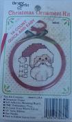 Santa Ho Ho Ho - Counted Cross Stitch Kit #30645