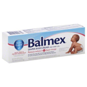 Balmex Nappy Rash Cream 120ml Per Tube