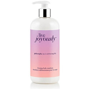 Live Joyously Firming Body Emulsion, 480ml/16oz