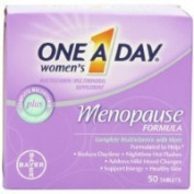 One-A-Day Women's Menopause Formula Multivitamin, 50-tablet Bottle Thank you to all the patrons We hope that he has gained the trust from you again the next time the service