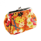 Wallet,toraway Womens Vintage Flower Mini Wallet Coin Purse Clutch Handbag