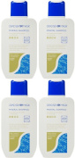 (4 PACK) - Dead Sea Spa Magik - Mineral Shampoo | 330ml | 4 PACK BUNDLE