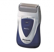 Panasonic ES4815S Pro Curve Compact Mens Shaver With Double Blades, Blue/Silver
