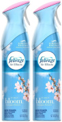 Febreze Air Effects Air Freshener Spray - Limited Edition First Bloom - Champagne Blossoms - Net Wt. 290ml (275 g) Per Can - Pack of 2