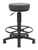 OFM Utility Stool with Drafting Kit