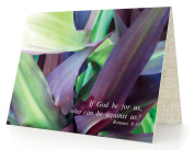 If God Is for Us - Box of 12 Cards and 12 Envelopes