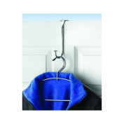 Spectrum 75070 Over-The-Door-Hook-CHR SGL OVER DOOR HOOK